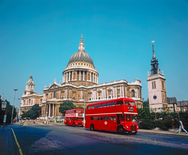 st paul s cathedral london