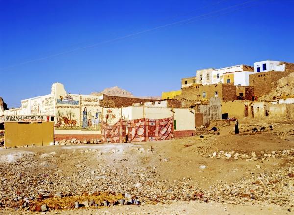 village ghurna egypt