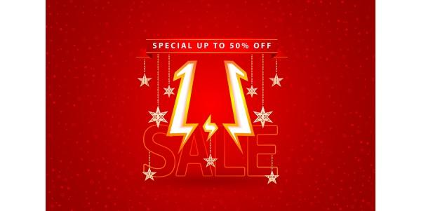 11 sale 11 online sale flash