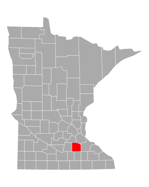map of rice in minnesota