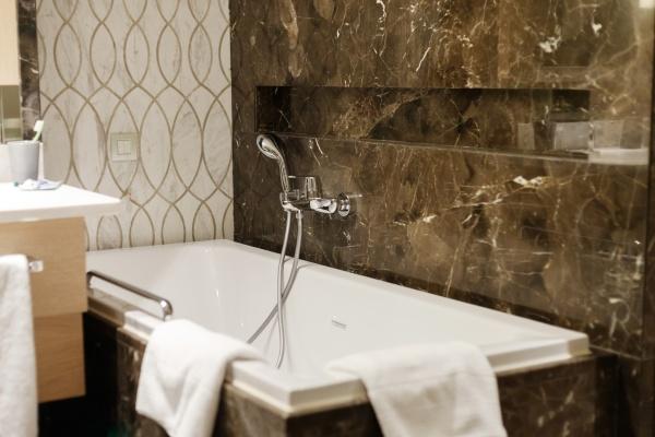 luxury, bathroom, interior, in, hotel, - 29266064