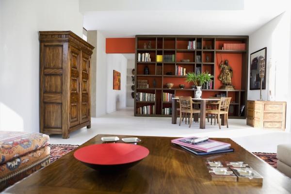 interiors, of, a, living, room - 29339813