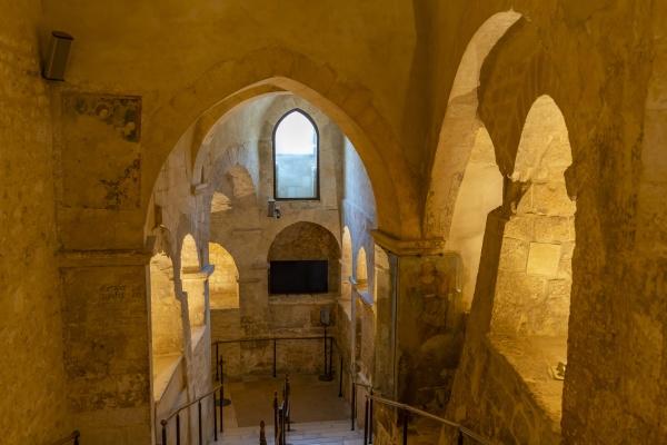 sanctuary of san michele arcangelo unesco