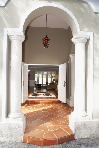 interiors of a house