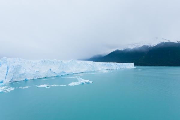 perito moreno glacier view patagonia landscape