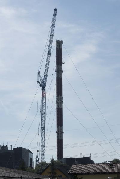 meg crane building a high industrial