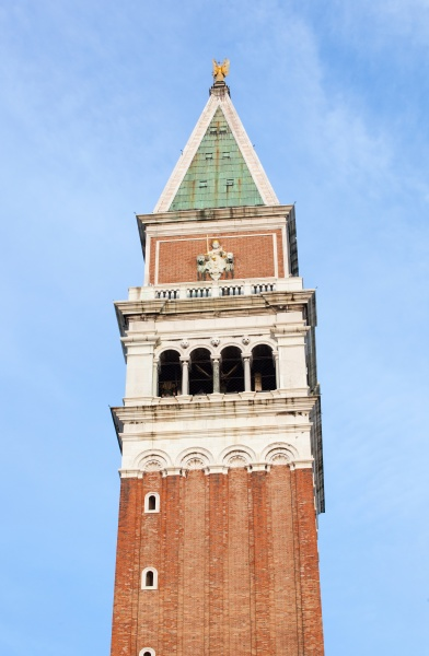 bell tower of st mark s