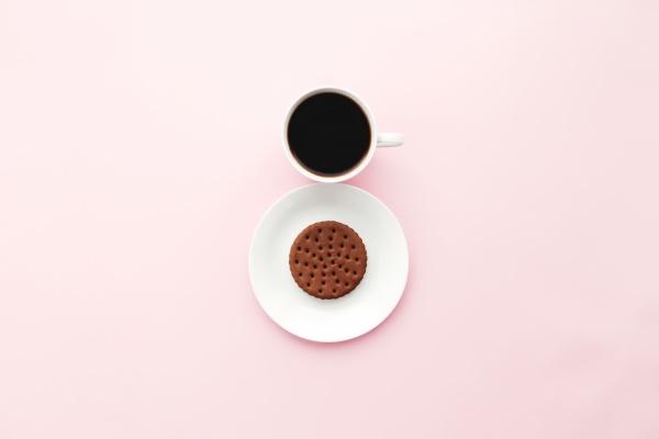 woman international day concept coffee