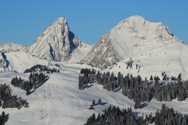 rochers des rayers and rellerli mountains