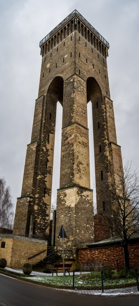 water tower finow formerly hindenburgturm