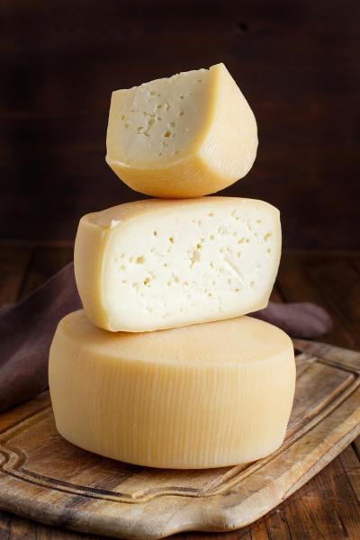 pieces of fresh homemade italian