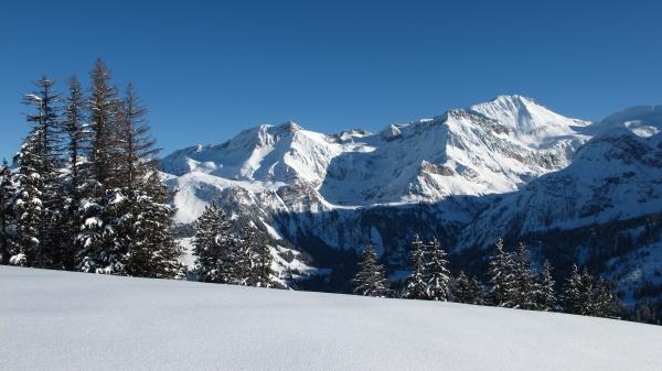 wildhorn in the winter