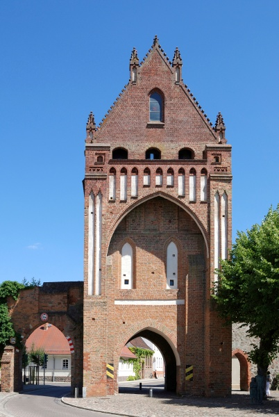 gate ruppiner tor in gransee