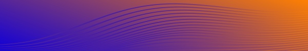 purple orange abstract background with wavy