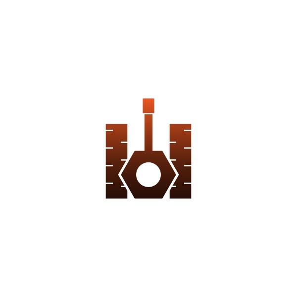 military tank army tank icon logo