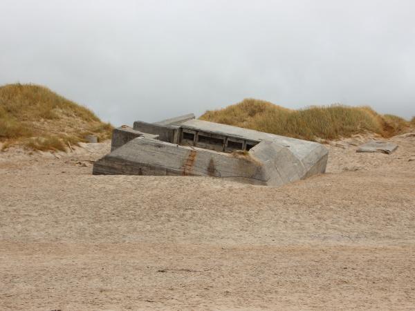 german, war, bunker, at, coast, of - 29745672