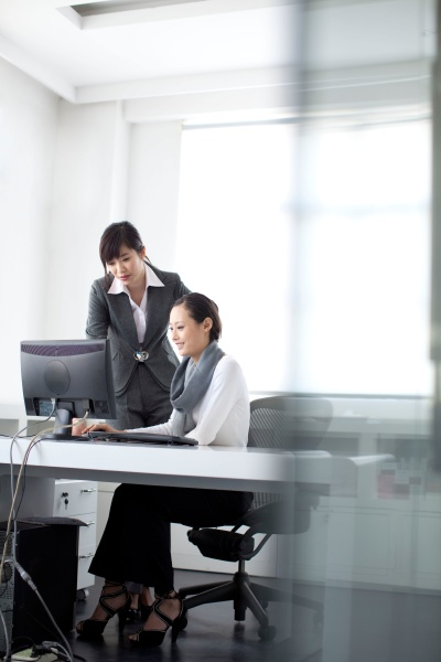 colleagues business scene women luxx adult