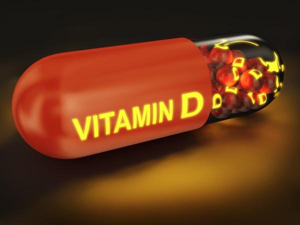 glowing vitamin d
