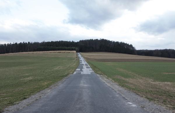 country road or rural highway