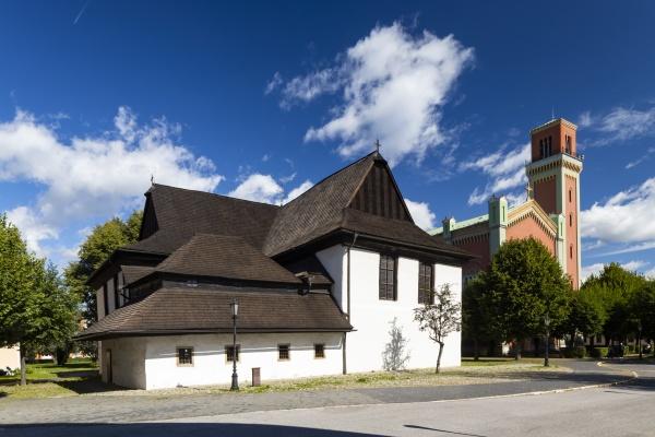 church of the holy trinity unesco