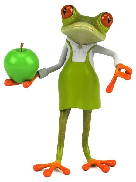 fun frog gardener 3d