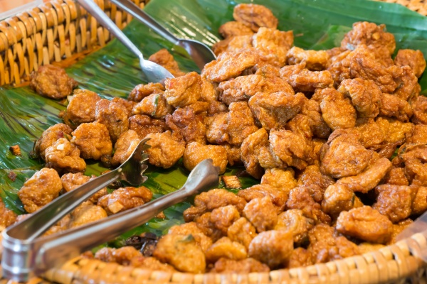 thai pancake fried