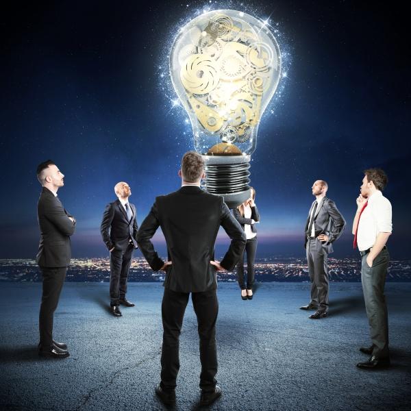 build a team idea