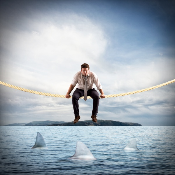 difficult and risk in business affairs