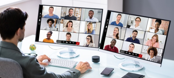 video conference training online