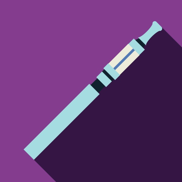 electronic cigarette for beginners icon