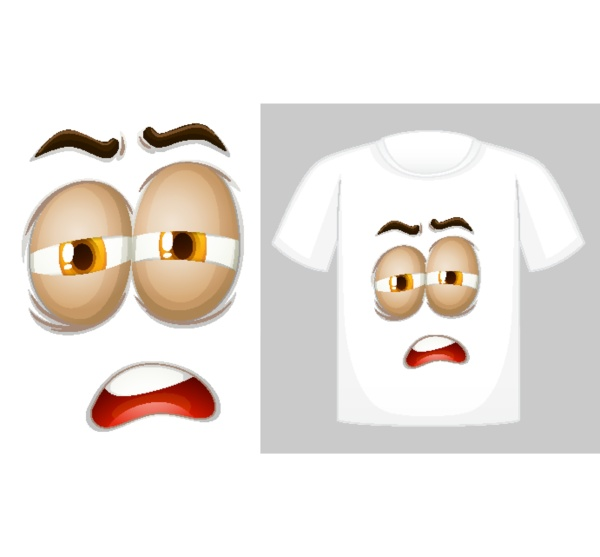 t shirt design with graphic in