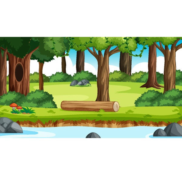 nature outdoor forest background