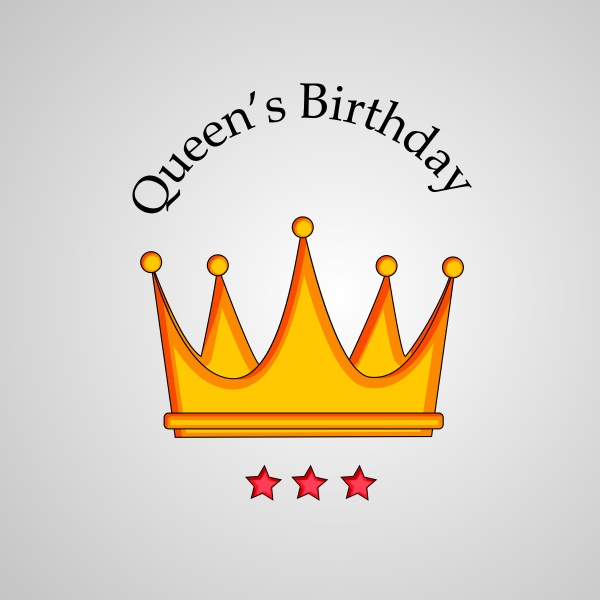australia queens birthday background