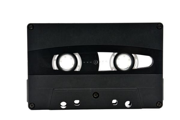 audio cassette to record sound 70s