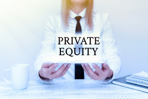 text showing inspiration private equity business