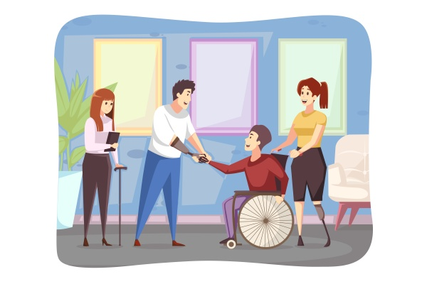 meeting disability healthcare