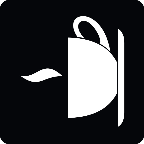 cup of tea or coffee icon