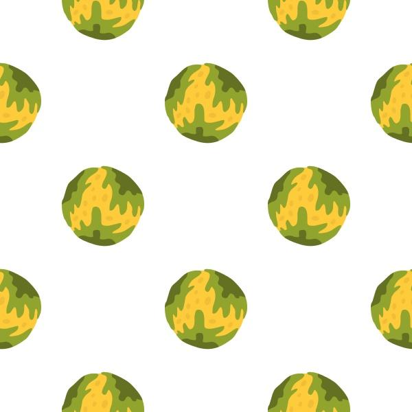 little planet pattern seamless