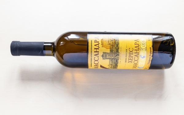 massandra, sherry, from, massandra, crimean, winery - 30527705