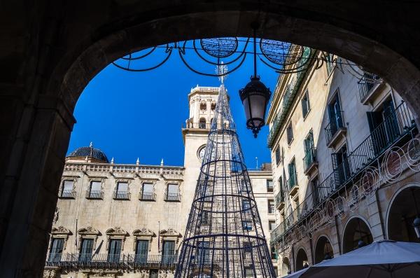 alicante city hall spain