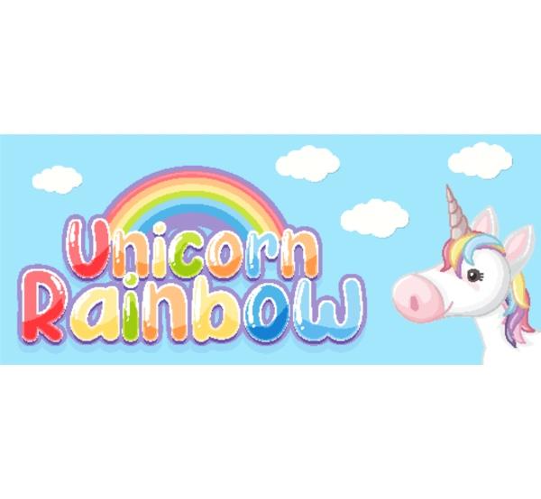 sweet dreams logo in pastel color
