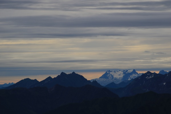 grey, clouds, over, mount, titlis, and - 30574183