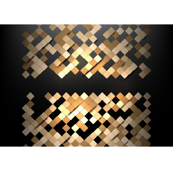 abstract background with geometric squares design