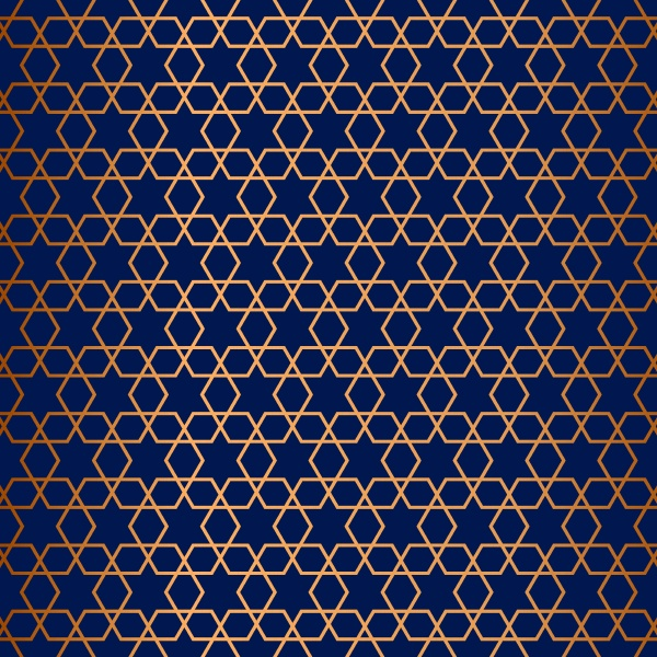 pattern background with arabic themed design