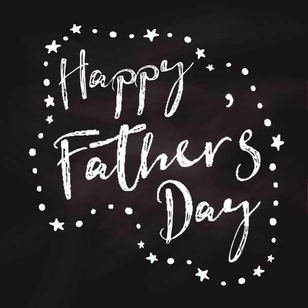 chalkboard fathers day background 1905