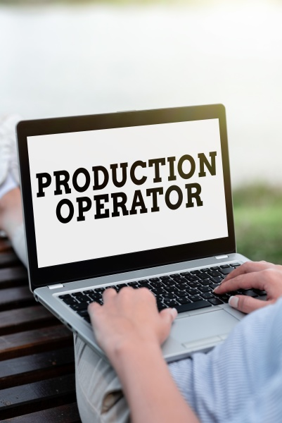 text showing inspiration production operator internet