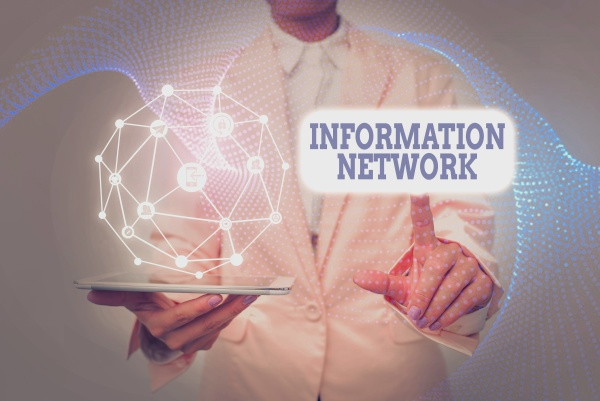 conceptual caption information network business