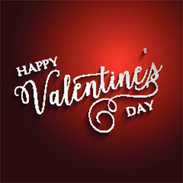 decorative valentines day text 0501