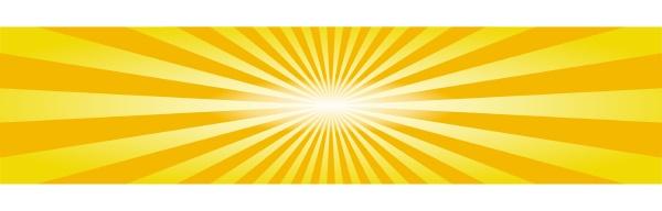 sun beam or solar vector symbol