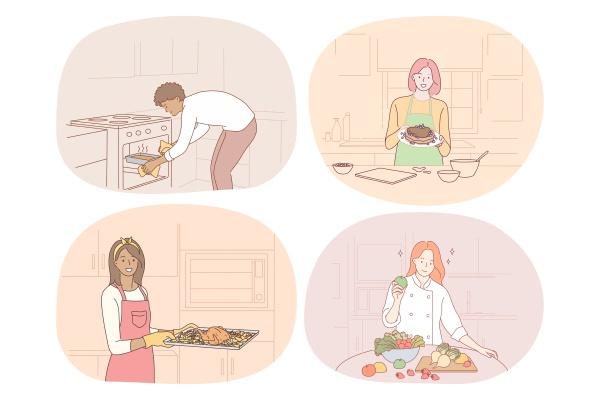 cooking baking recipe